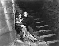 Frankenstein (1931) <br /> Colin Clive &amp; Edward Van Sloan<br /> *Filmstill - Editorial Use Only*<br /> CAP/KFS<br /> Image supplied by Capital Pictures