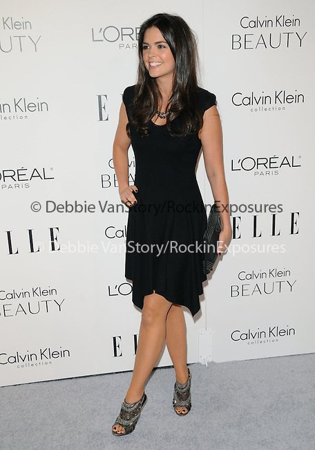 Katie Lee Joel walks the carpet as Elle Honors Hollywood's Most Esteemed Women in the 17th Annual Women in Hollywood Tribute held at The Four Seasons Beverly Hills in Beverly Hills, California on October 18,2010                                                                               © 2010 VanStory/Hollywood Press Agency