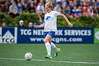 Allston, MA - Sunday July 31, 2016: Natasha Dowie during a regular season National Women's Soccer League (NWSL) match between the Boston Breakers and the Orlando Pride at Jordan Field.