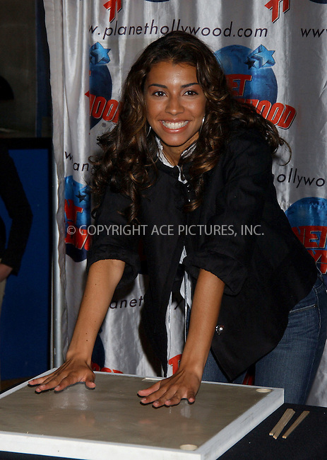WWW.ACEPIXS.COM . . . . . ....NEW YORK, MAY 12, 2006....Christina Vidal at teh promotion event for 'See No Evil' held at Planet Hollywood in Times Square.....Please byline: KRISTIN CALLAHAN - ACEPIXS.COM.. . . . . . ..Ace Pictures, Inc:  ..(212) 243-8787 or (646) 679 0430..e-mail: picturedesk@acepixs.com..web: http://www.acepixs.com