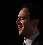 Santino Fontana attending the Roundabout Theatre Company's 2013 Spring Gala at Hammerstein Ballroom in New York City on 3/11/2013