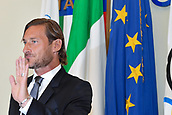 2019 Francesco Totti Announces his departure from AS Roma Jun 17th