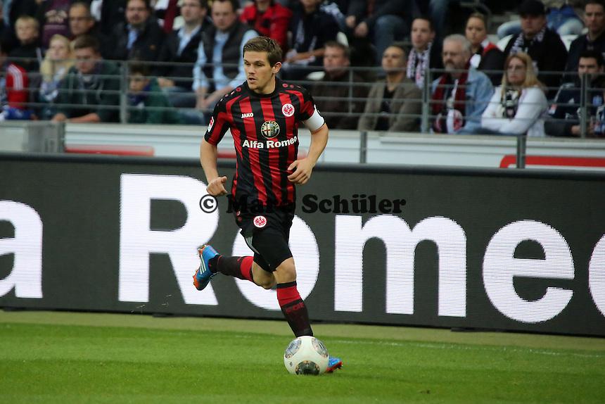 Sebastian Jung (Eintracht) - Eintracht Frankfurt vs. Hamburger SV, Commerzbank Arena