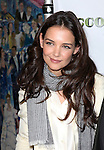 Katie Holmes attending the Meet & Greet the cast of the new Broadway Play 'Dead Accounts' on October 12, 2012 in New York City.