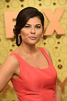 LOS ANGELES - SEP 22:  Nilou Motamed at the Primetime Emmy Awards - Arrivals at the Microsoft Theater on September 22, 2019 in Los Angeles, CA
