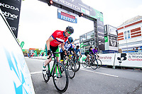 Picture by Alex Whitehead/SWpix.com - 10/05/2018 - Cycling - OVO Energy Tour Series - Round 1: Redditch - Brother Corporate GP.