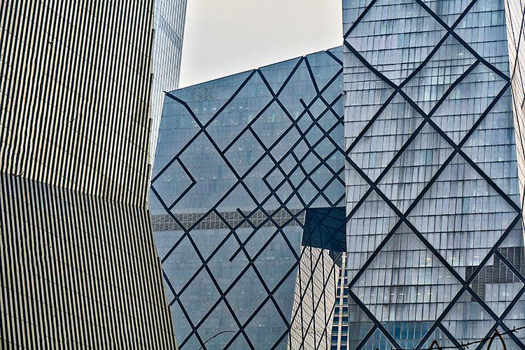 Beijing CCTV Building