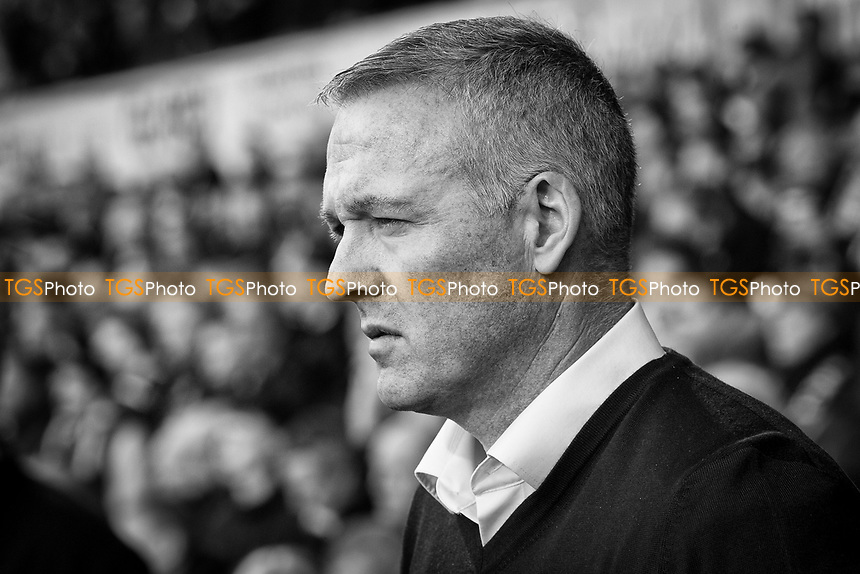 Paul Lambert, Manager of Ipswich Town during Ipswich Town vs Preston North End, Sky Bet EFL Championship Football at Portman Road on 3rd November 2018