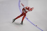 SCHAATSEN: Calgary: Essent ISU World Sprint Speedskating Championships, 28-01-2012, 1000m Dames, Svetlana Kaykan (RUS), ©foto Martin de Jong