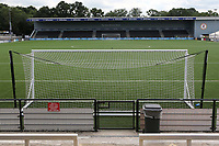 General view of the new Glyn Beverly Stand at Bromley FC during Bromley vs Fulham, Friendly Match Football at the H2T Group Stadium on 6th July 20