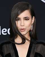 "02 June 2019 - Westwood Village, California - Sofia Carson. Amazon Prime Video ""Chasing Happiness"" Los Angeles Premiere held at the Regency Village Bruin Theatre. <br /> CAP/ADM/BB<br /> ©BB/ADM/Capital Pictures"