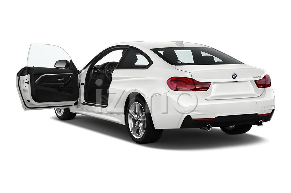 Car images of 2020 BMW 4-Series 440i-M-Sport Door Coupe Doors