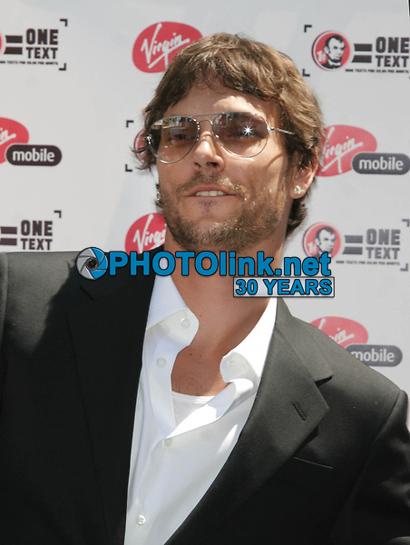 Kevin Federline 2006<br /> FILE PHOTO<br /> Photo to By John Barrett-PHOTOlink