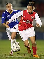 080228 Arsenal Ladies v Everton Ladies