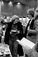 Undated  File Photo taken betwen 1970 and 1977  -  Montreal, Quebec. CANADA -  <br /> Salon du Livre
