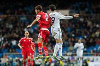 Fazio and Morata header