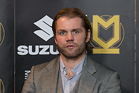 Robbie Neilson is Unveiled as MK Dons Manager - 05.12.2016