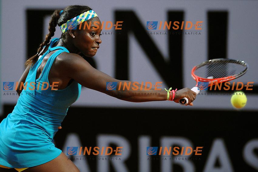 Sloane Stephens.Roma 16/05/2013 Foro Italico .Tennis Internazionali d'Italia 2013 .Foto Antonietta Baldassarre Insidefoto