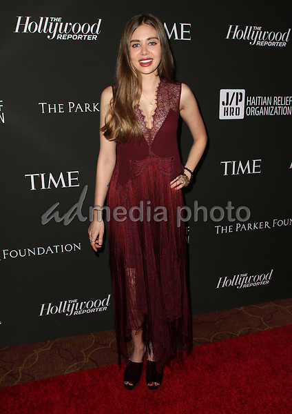 05 January 2019 - Los Angeles, California - Alexandra Lenas. Sean Penn CORE Gala: Benefiting the organization formerly known as J/P HRO & Its Life-Saving Work Across Haiti & the World held at Wiltern Theater. Photo Credit: Faye Sadou/AdMedia