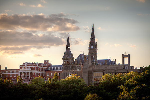 Georgetown Healy Hall Washington DC