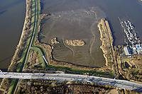 Naturschutzgebiet Holzhafen: EUROPA, DEUTSCHLAND, HAMBURG 28.02.2016 Naturschutzgebiet Holzhafen