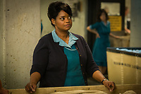 The Shape of Water (2017) <br /> Octavia Spencer<br /> *Filmstill - Editorial Use Only*<br /> CAP/KFS<br /> Image supplied by Capital Pictures