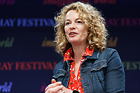 Pictured: Kate Humble. Friday 31 May 2019<br /> Re: Hay Festival, Hay on Wye, Wales, UK.