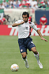 24 June 2007:  USA's Pablo Mastroeni. The United States Men's National Team defeated the national team of Mexico 2-1 in the CONCACAF Gold Cup Final at Soldier Field in Chicago, Illinois.
