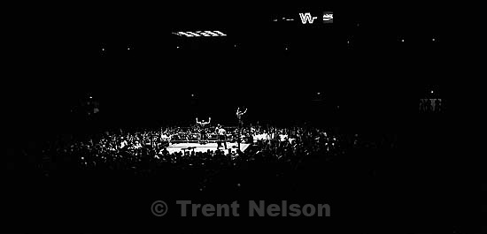 Legion of Doom at WWF wrestling at the Cow Palace<br />