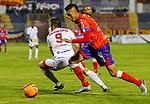 Deportivo Pasto igualó como local 2-2 ante Rionegro Águilas. Fecha 16 Liga Águila I-2017.