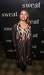 "Constanza Romero attends the Broadway Production of  ""Sweat"" at studio 54 Theatre on March 26, 2017 in New York City"