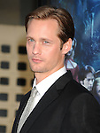 "HOLLYWOOD, CA. - June 08: Alexander Skarsgard  arrives at HBO's ""True Blood"" Season 3 Premiere at ArcLight Cinemas Cinerama Dome on June 8, 2010 in Hollywood, California."