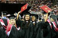 06122011 - Seattle University, Commencement, undergraduate ceremony 2011