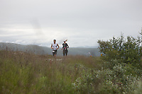Race number 41 - Even Chiodera - Norseman 2012 - Photo by Justin Mckie Justinmckie@hotmail.com