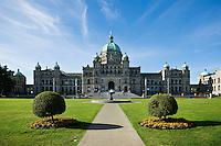 Parliment buildings, Victoria, British Columbia, Canada