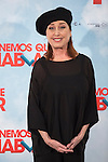 Actress Veronica Forque poses during `Tenemos que hablar´ film presentation in Madrid, Spain. February 24, 2016. (ALTERPHOTOS/Victor Blanco)