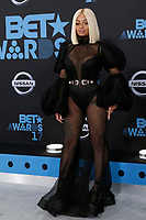 LOS ANGELES - JUN 25:  Blac Chyna at the BET Awards 2017 at the Microsoft Theater on June 25, 2017 in Los Angeles, CA