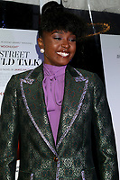 """LOS ANGELES - DEC 4:  Kiki Layne at the """"If Beale Street Could Talk"""" Screening at the ArcLight Hollywood on December 4, 2018 in Los Angeles, CA"""
