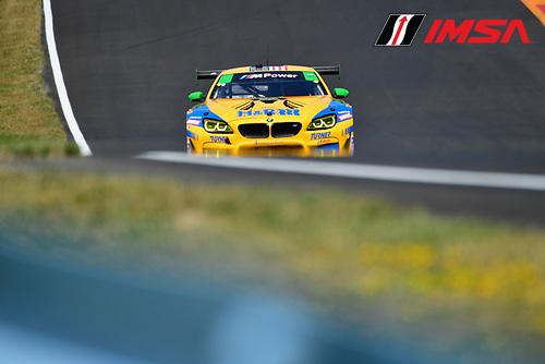 1-3 July, 2016, Watkins Glen, NewYork USA<br /> 97, BMW, M6 GT3, GTD, Michael Marsal, Markus Palttala<br /> &copy;2016, Richard Dole<br /> LAT Photo USA