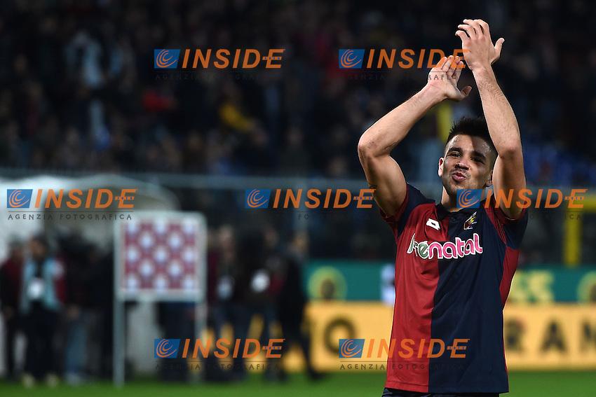 Giovanni Simeone<br /> Genova 27-11-2016 Stadio Marassi Football Campionato di Calcio Serie A 2016/2017 Genoa - Juventus foto Image Sport/Insidefoto