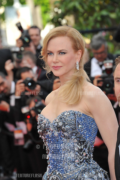Nicole Kidman at the gala premiere of her movie &quot;Grace of Monaco&quot; at the 67th Festival de Cannes.<br /> May 14, 2014  Cannes, France<br /> Picture: Paul Smith / Featureflash