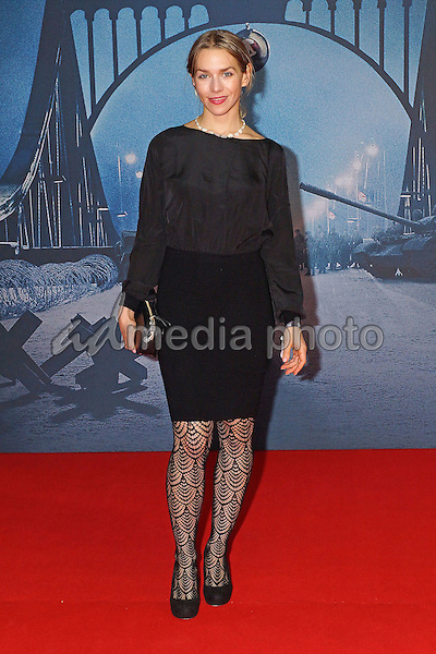 "14 November 2015 - Berline, Germany - Julia Dietze. ""Bridge of Spies"" Berlin Premiere held at the Zoo Palast. Photo Credit: Nicole Kubelka/face to face/AdMedia"