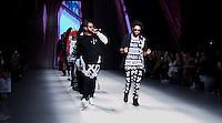 SÃO PAULO,SP, 24.10.2016 - SPFW-LAB - Desfile da grife LAB durante a São Paulo Fashion Week N42 no Parque do Ibirapuera na região sul de São Paulo nesta segunda-feira, 24. <br /> <br /> (Foto: Fabricio Bomjardim/Brazil Photo Press)
