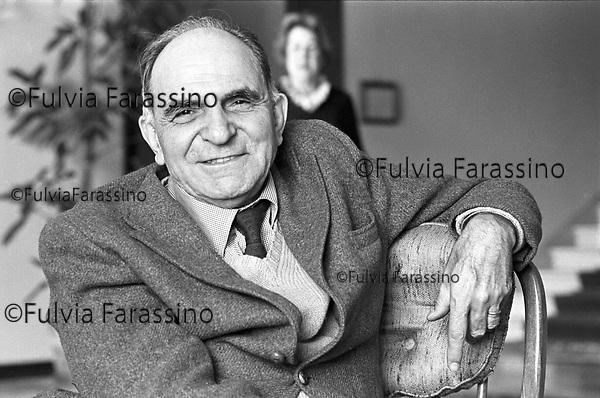 Salsomaggiore, Attilio Bertolucci
