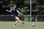 CARY, NC - JULY 20: Ella Stevens. The North Carolina Courage held a training session on July 20, 2017, at WakeMed Soccer Park Field 3 in Cary, NC.