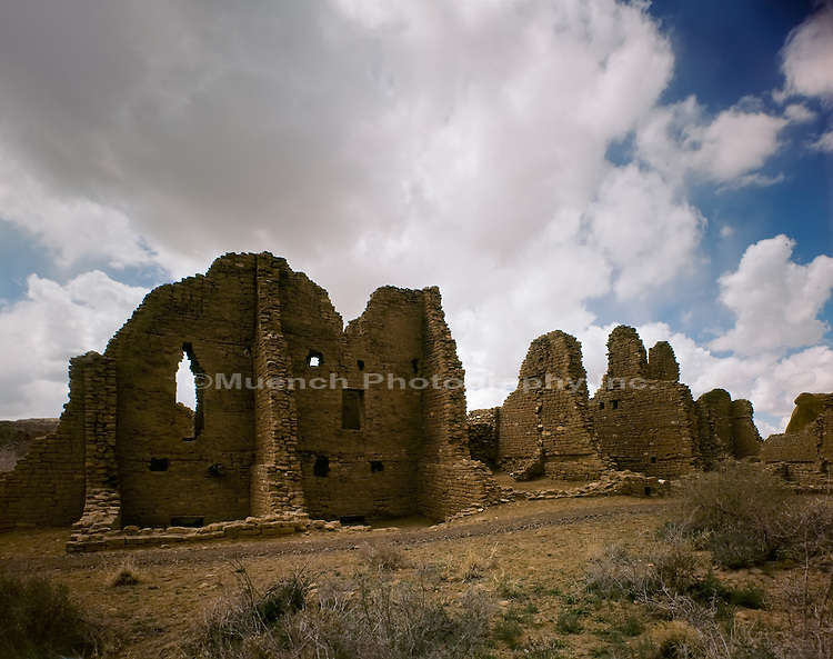 Kin Kletso ruin, Chaco Culture National Historic Park