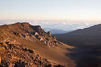 Haleakala Crater at Dawn, Maui
