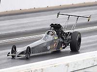 May 20, 2017; Topeka, KS, USA; NHRA top alcohol dragster driver David Sheetz during qualifying for the Heartland Nationals at Heartland Park Topeka. Mandatory Credit: Mark J. Rebilas-USA TODAY Sports