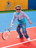 13-06-10, Tennis, Rosmalen, Unicef Open, Kids Plaza