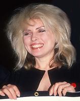 #DebbieHarry 1980's<br /> Photo By Adam Scull/PHOTOlink.net